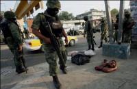 L'esercito per le strade messicane (World Press Photo 2012, Pedro Pardo)