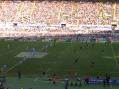 Italia - All Blacks (Gabriele Farina)