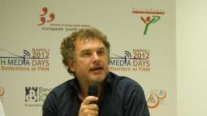 Lirio Abbate, giornalista de L'Espresso che vive sotto scorta