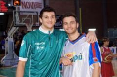Alessandro e Stefano Gentile (fonte immagine: sportcasertano.it)