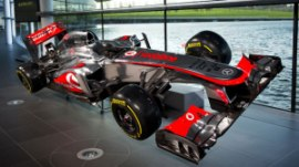 La nuova McLaren del dopo-Hamilton (fonte immagine: omnicorse.it)