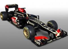 La nuova Lotus E21 (fonte immagine: sito ufficiale Lotus)