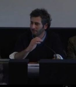 Massimo Lauria. Fonte immagine: thesummit-ilfilm.it