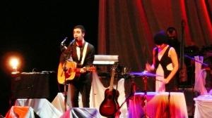 Meg e Colapesce Live @Auditorium Parco della Musica di Roma. Copyright Valentina Palermi. Tutti i diritti riservati