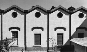 """""""RItratti di fabbriche"""" Gabriele Basilico fonte immagine: studiodabbeni.it"""