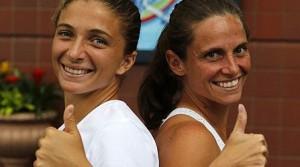 Sara Errani e Roberta Vinci (fonte immagine: tvtaranto.it)