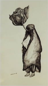 Ardeshir Mohassess, Untitled 1978. Fonte immagine:slowpainting.wordpress.com
