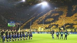 Uno scorcio dello stadio del Borussia Dortmund in Germania (fonte immagine: bundesliga.com)