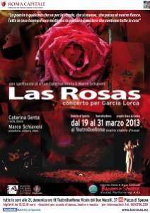 lasrosasLocandina2013A5