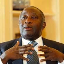 L'ex presidente Gbagbo, oggi sotto processo alla Corte Penale Internazionale