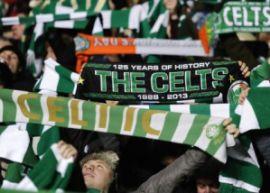 I tifosi del Celtic Glasgow (fonte immagine: datasport.it)
