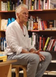 Fulvio Ervas (immagine gentilmente concessa dalla casa editrice  Marcos y Marcos)