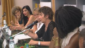 Conferenza stampa quarta giornata del festival