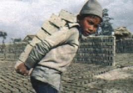 schiavo bambino