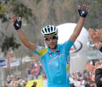 Nibali è stato al top per l'intera stagione e ha tenuto a galla il movimento italiano (fonte immagine: bicibg.it)