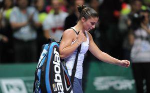 Sara Errani ai WTA Championships: per l'azzurra 2 ko e 1, inutile, vittoria (fonte immagine: Getty Images)