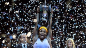 Serena Williams trionfa ai WTA Championships 2013 (fonte immagine: outdoorblog.it)