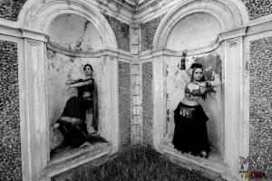 ©2013 Daniele Garzia Valentina e Valeria_Villa Pamphili fonte immagine:puntidisvista.it