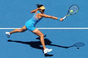 Ana Ivanovic in azione (fonte immagine: celebmafia.com)