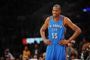 Kevin Durant, candidato n° 1 a MVP dell'anno (fonte immagine: blacksportsonline.com)