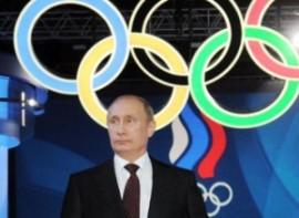 Nella foto Vladimir Putin: i suoi Giochi saranno vincenti? (fonte immagine: greenreport.it)