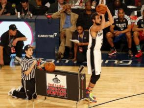 belinelli all star game