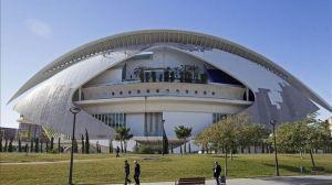 Il Palau de las Artes di Valencia, realizzato da Santiago Calatrava