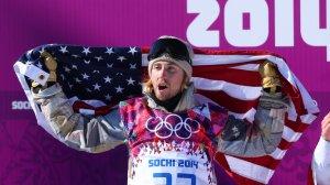 Sage Kotsenburg, prima medaglia d'oro di Sochi 2014 e della storia dello Slopestyle alle Olimpiadi (fonte immagine: skysports.com)
