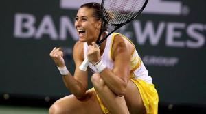Il trionfo di Flavia Pennetta a Indian Wells (fonte immagine: ubitennis.com)