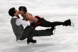 Anna Cappellini e Luca Lanotte, neo campioni mondiali di danza sul ghiaccio (fonte immagine: Wikipedia)