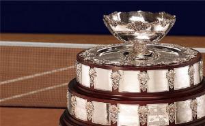 """La Coppa Davis, conosciuta anche come """"insalatiera"""""""