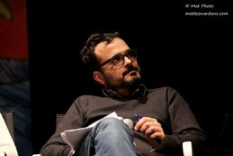 Fabio Ciconte, presidente di Terra! Onlus (© Mat Photo)