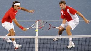 La Svizzera di Federer e Wawrinka, numero 3 e 4 del mondo, sarà l'avversaria in trasferta per gli azzurri nella semifinale di settembre (fonte immagine: ubitennis.com)