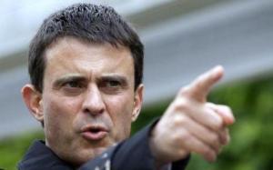Il nuovo premier francese Manuel Valls