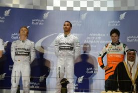 podio bahrain 2014