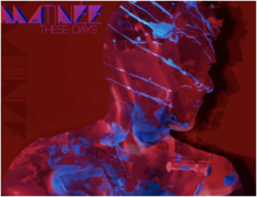 """La copertina dell'album """"These Days"""" (fonte immagine: Ufficio Stampa Ja.LaMedia)"""