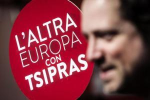 """Ue: Renzi a Sel, slogan """"Altra Europa"""" coniato da Hollande"""