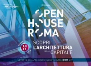 cover open house roma 2014