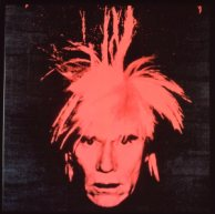 Self-Portrait Andy Warhol