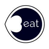 b-eat digital kitchen logo