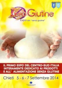 locandina zero glutine 2014