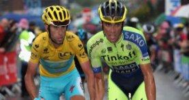 Nibali e Contador, ritiratosi (fonte immagine: crampisportivi.com)