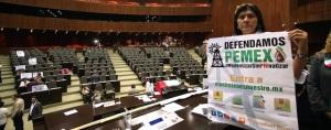 un momento dell'opposizione parlamentare