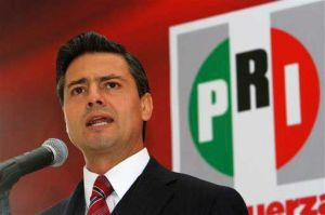Il presidente messicano Enrique Peña Nieto