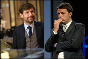Pippo Civati e Matteo Renzi (fonte immagine: lettera43.it)