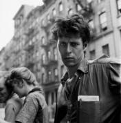 Larry Fink, Turk LeClair, MacDougal Street, New York City, 1958