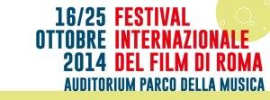 locandina festival cinema roma 2014