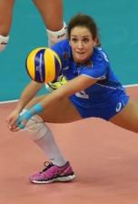 Monica De Gennaro, miglior libero dei mondiali (fonte immagine: Giuseppe Bellini/Getty Images for FIVB)