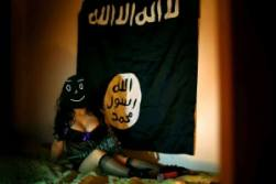 Isis Halloween
