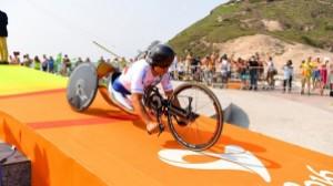 Alex Zanardi a Rio 2016 (fonte immagine: cicloweb.it)